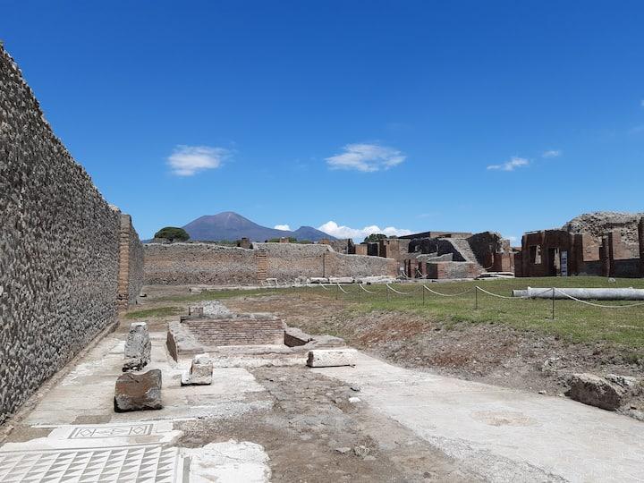 Una foto delle rinomate Terme Centrali.