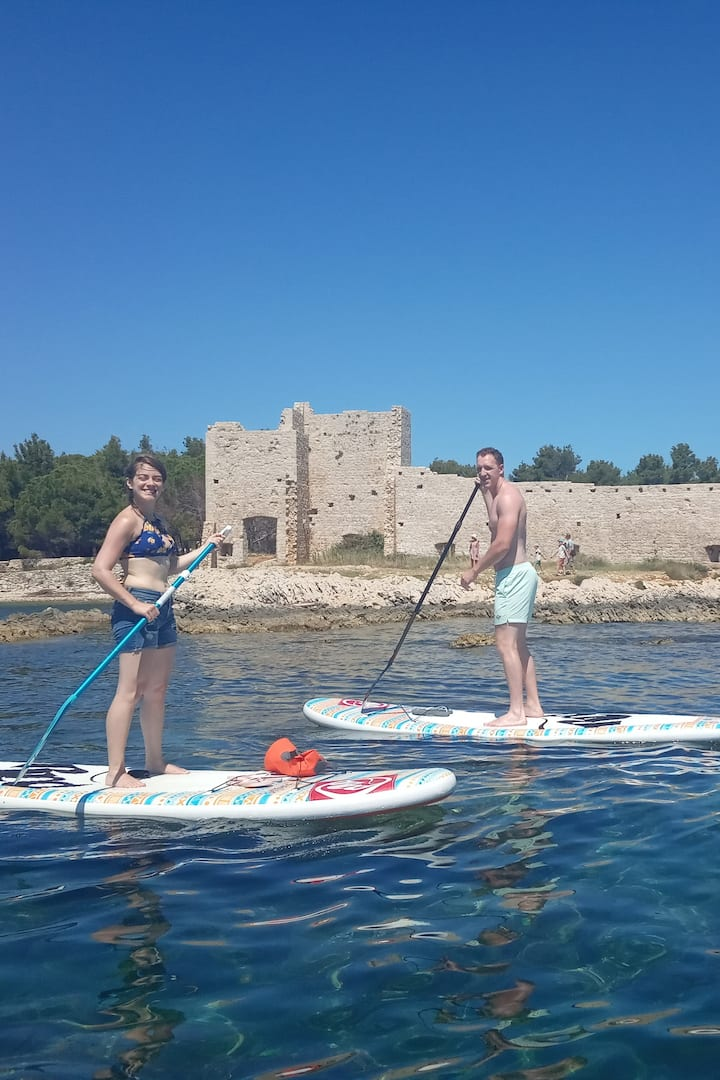 Let's check the old Venetian fortress