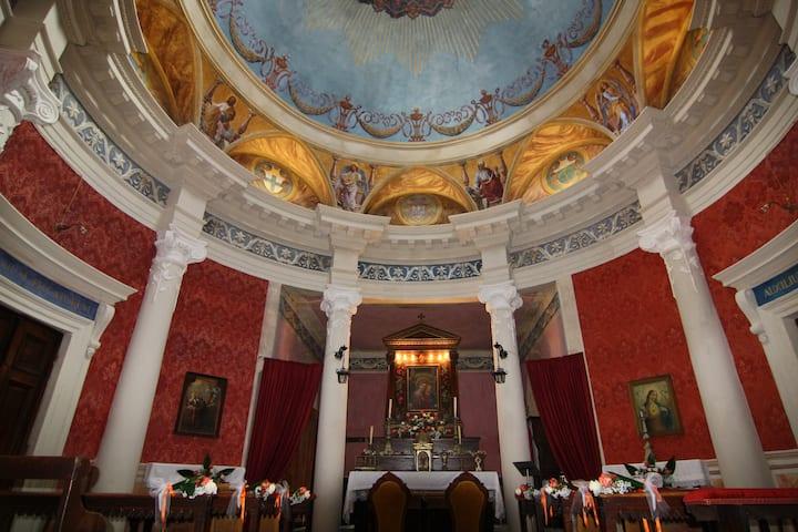 San Leopold Church church wanted by Gran