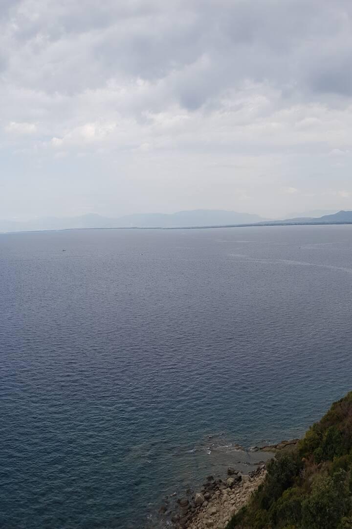 Salerno gulf