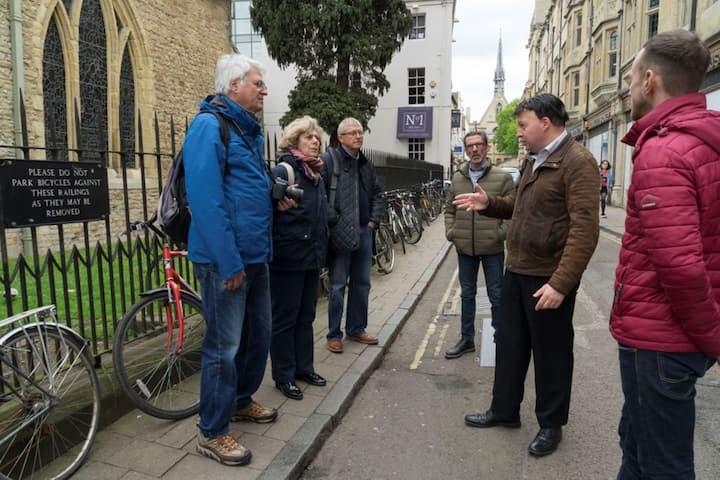 Inspector Morse tour