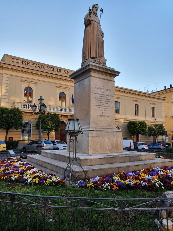 Statue of Saint Antonino