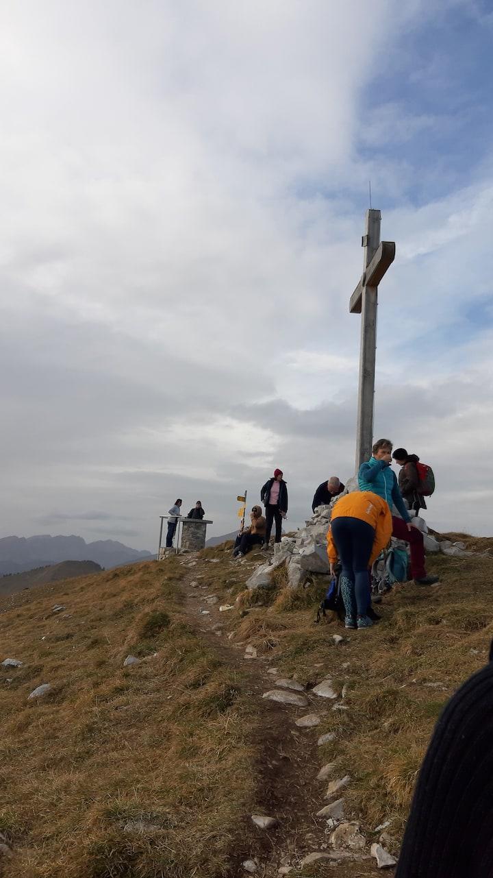 Our Group In Zermatt