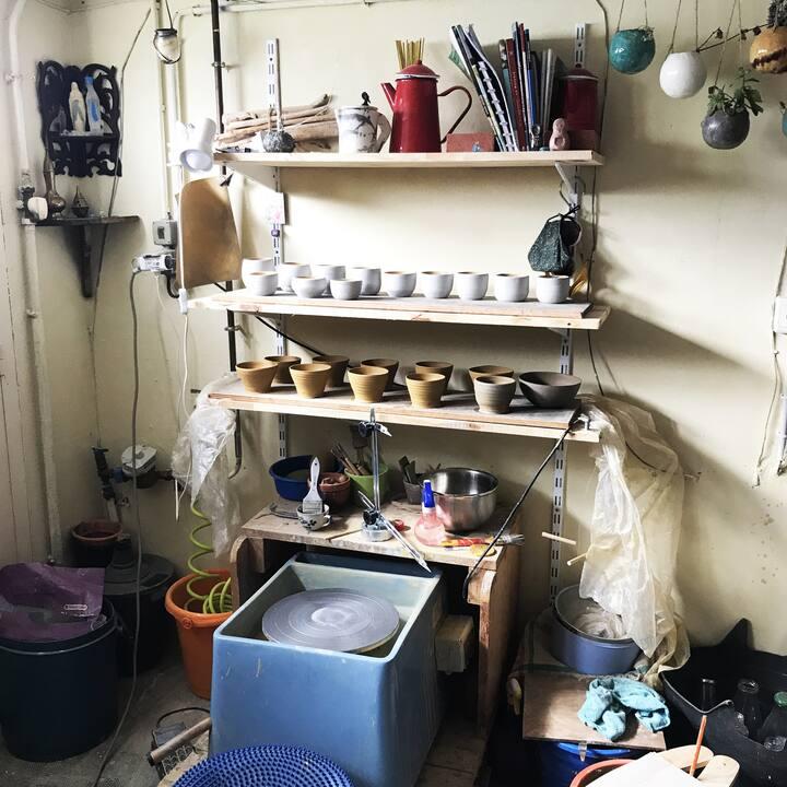L'atelier Ceramikamel