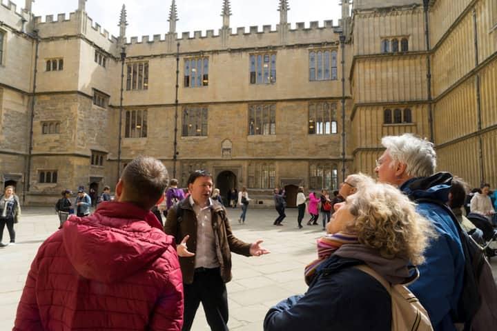 Oxford food tasting tours