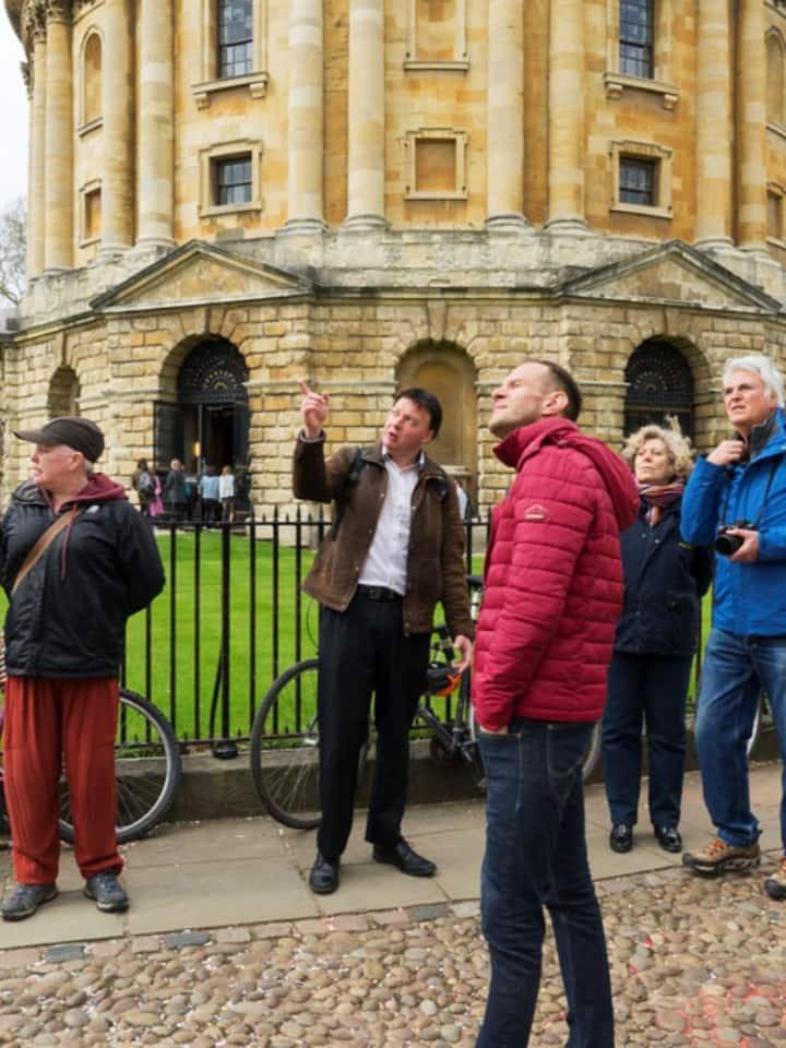 food tasting tour Oxford