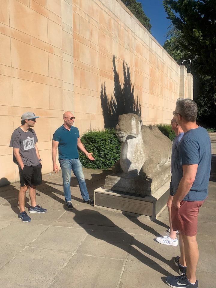 Checkout public art