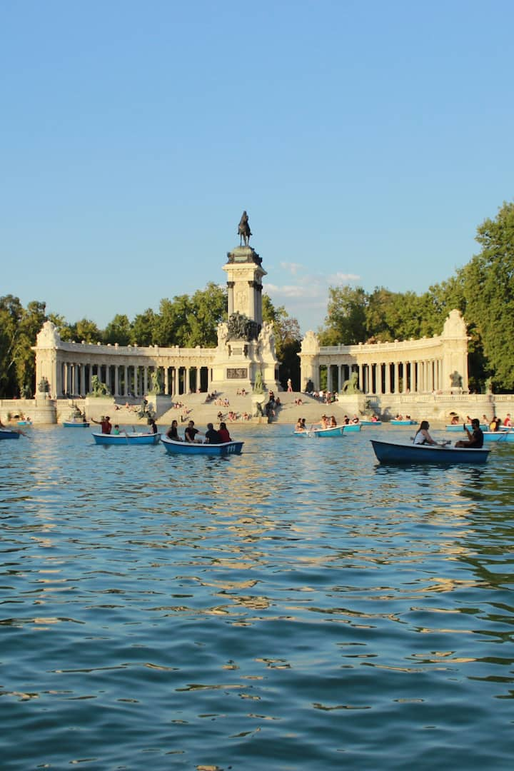 Madrid's iconic places