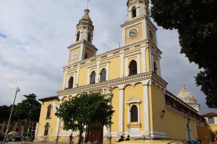 iglesia de San Laureano