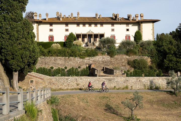 Villa Medicea ( sito UNESCO )