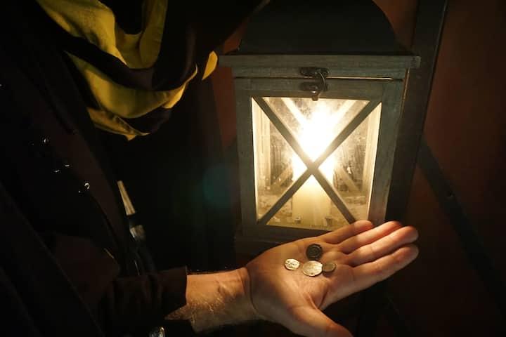Silberpfennige im Mittelalter