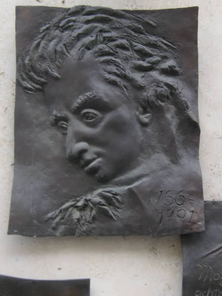 Auch Mozart liebte München ...