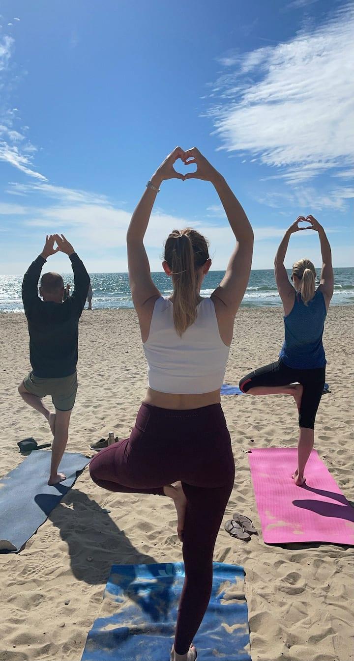 Balances provide inner calm and focus