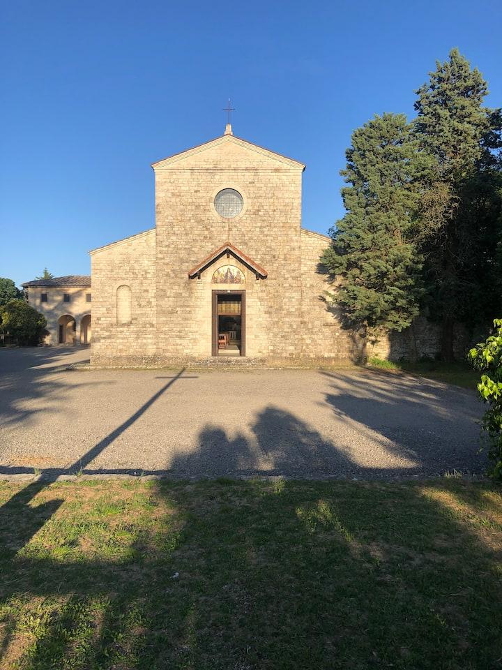 Monastero sul Poggio