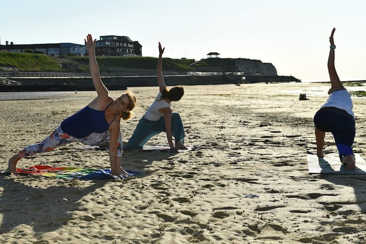 Yoga poses variations tailored to your n
