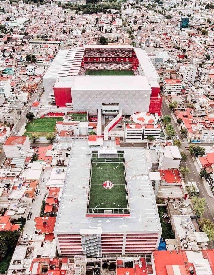 games at Toluca stadium available