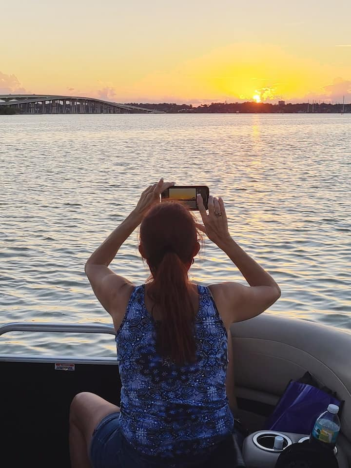 Sunset Tour, Orlando's closest beach