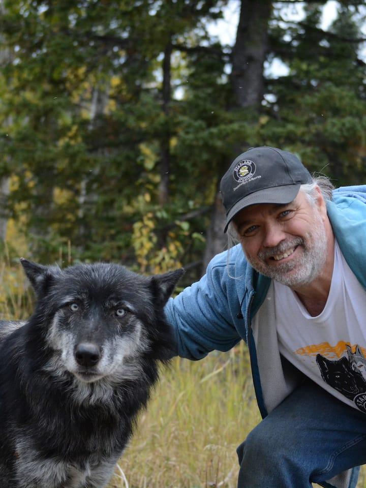Wolf Timber and Host Matt