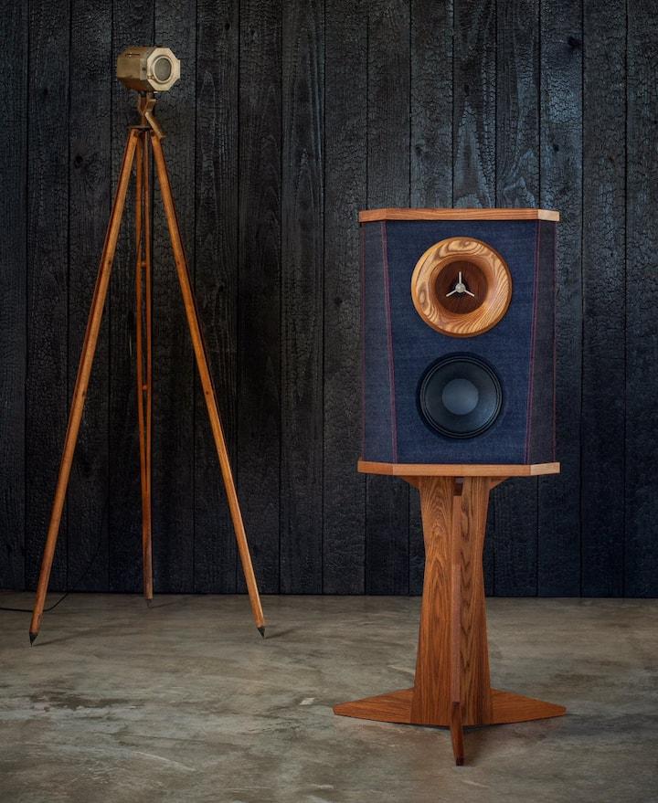 Our wonderful FSC Deville speakers