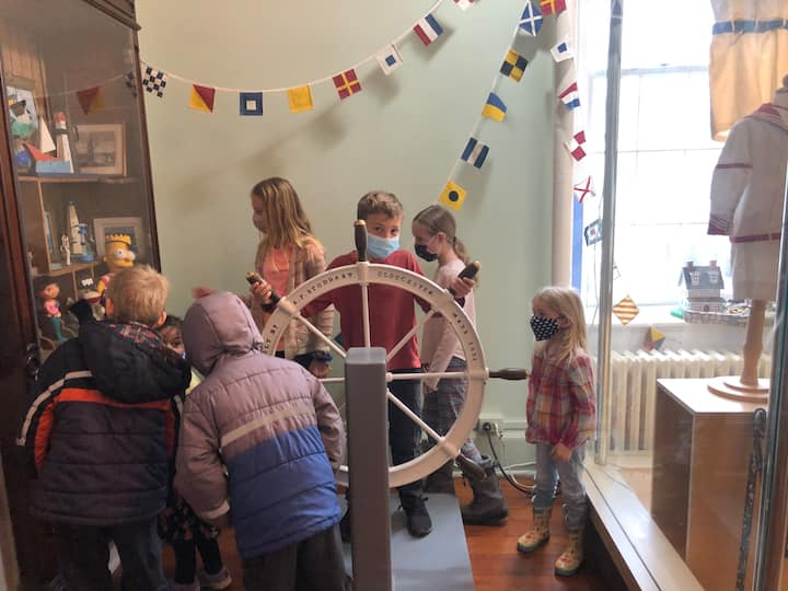 special exhibitions for kids