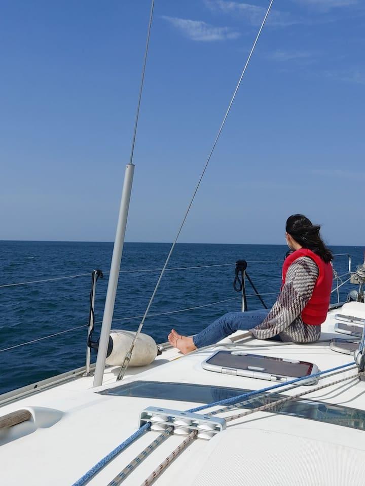 바다의 여인