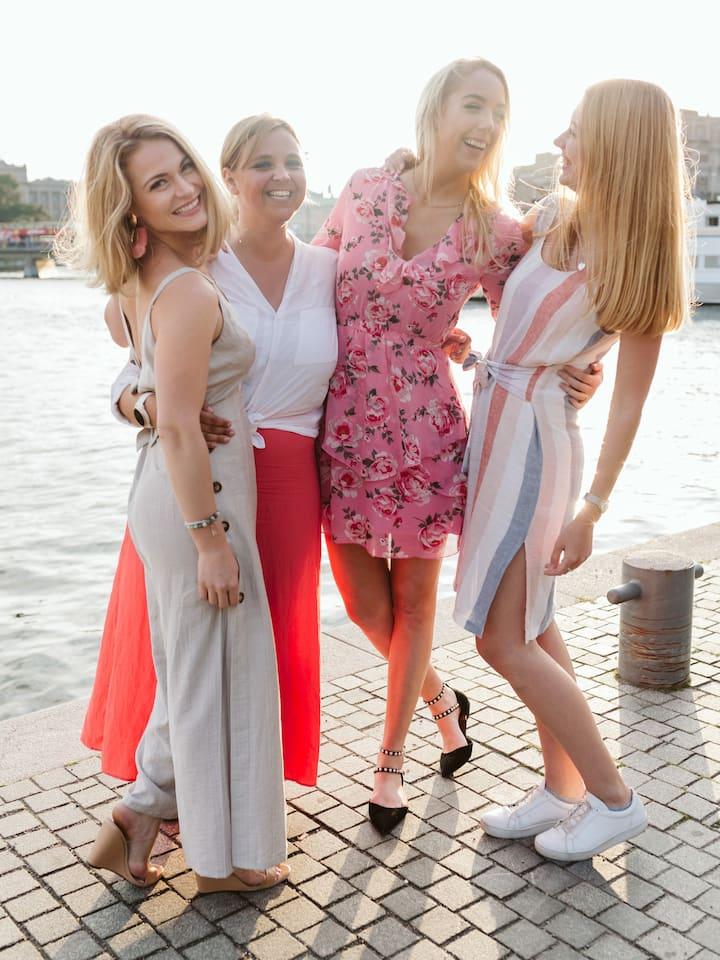 Friendversary in Stockholm