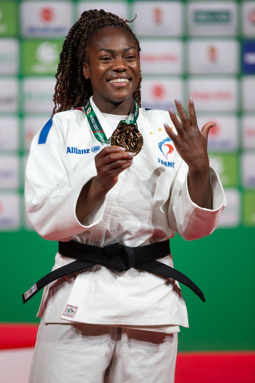 Secrets De Judo Avec Clarisse Agbegnenou Airbnb