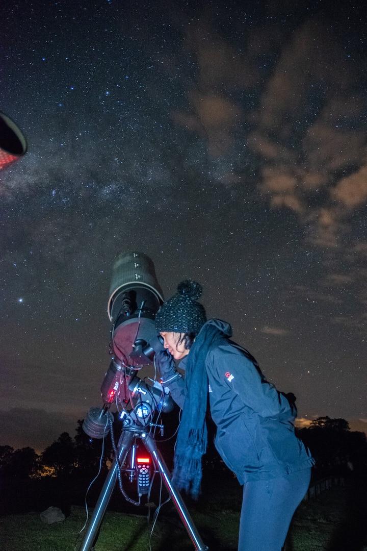 Observations des étoiles