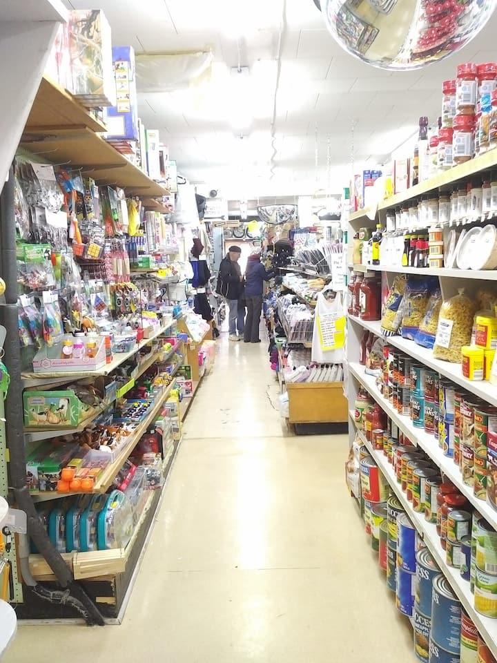 Mennonite General Store!