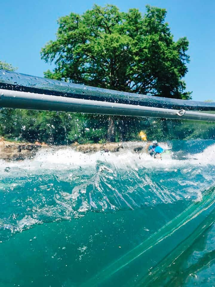 Clear Kayak!
