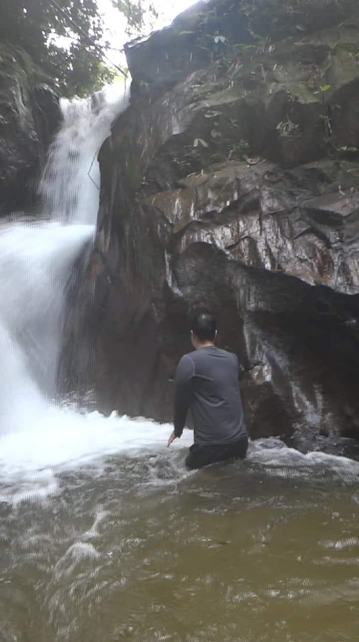 A) Tall Waterfall