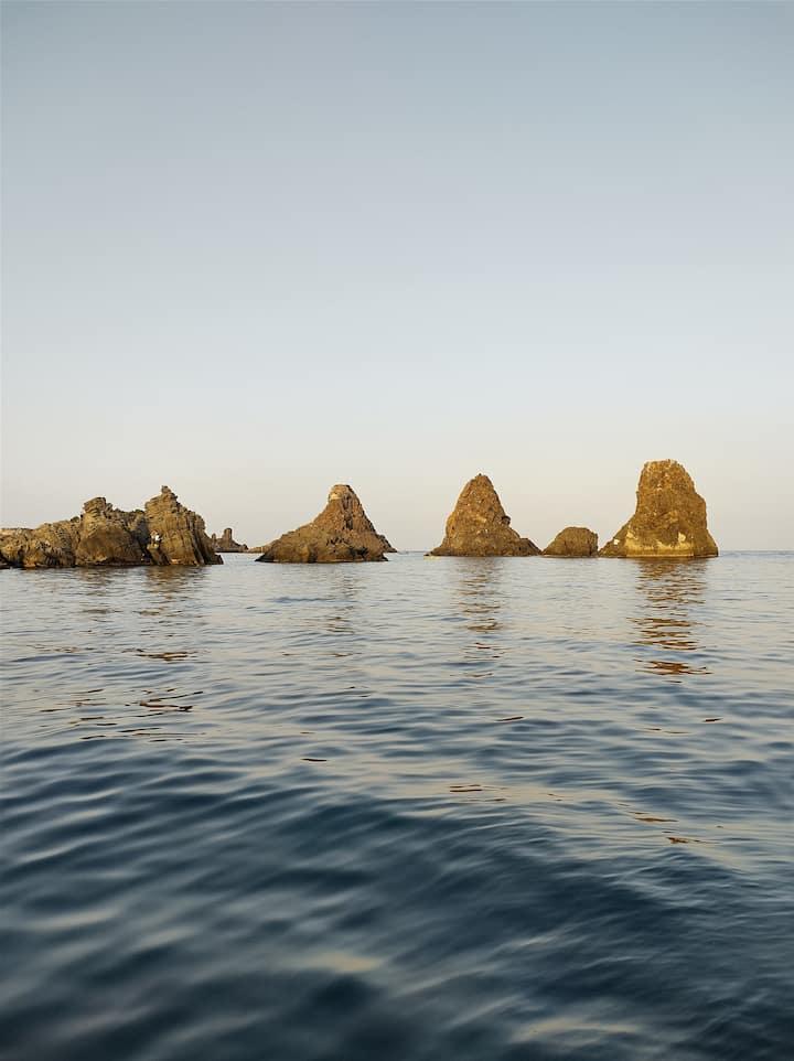 Reserve of 'Faraglioni dei Ciclopi'