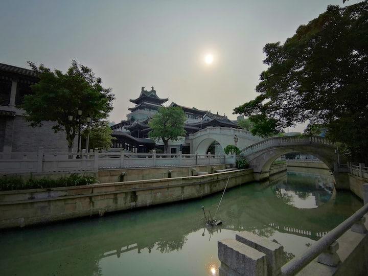 Cantonese opera museum