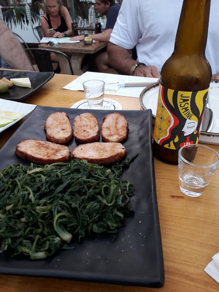 Craft Beer & quality food pairings