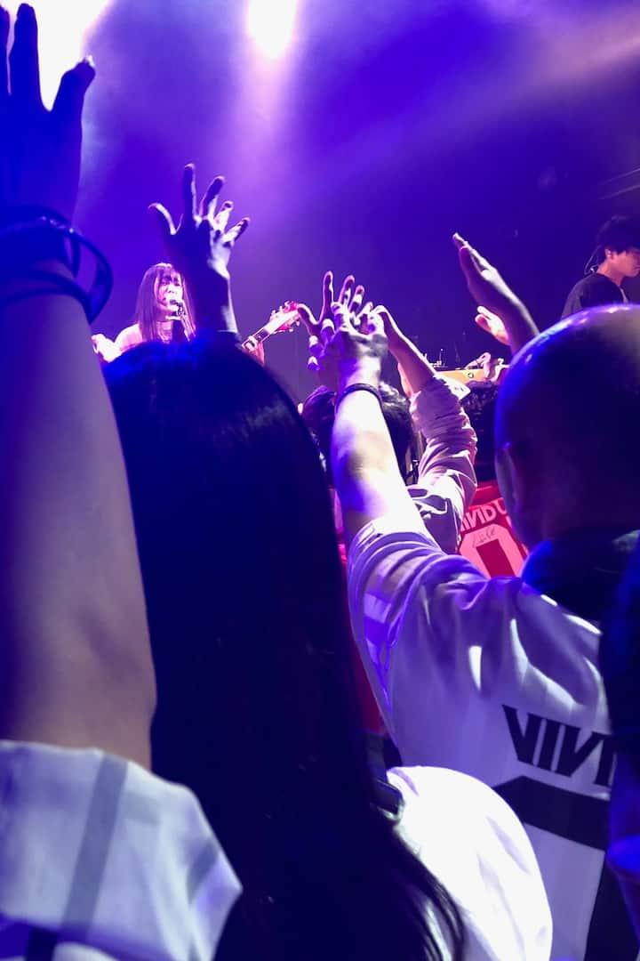 Vivid undress -Tokyo emotional rock band