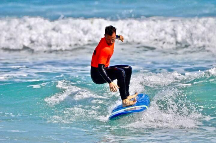 In action! Lanzarotescape.com