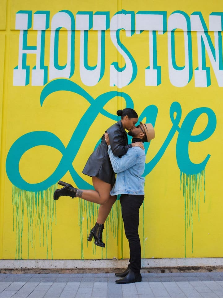Houston Love ❤️