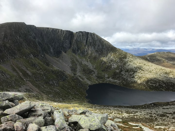 Fells and tarns