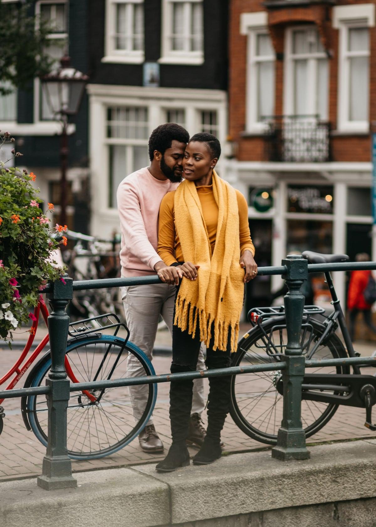 Me dating Amsterdam