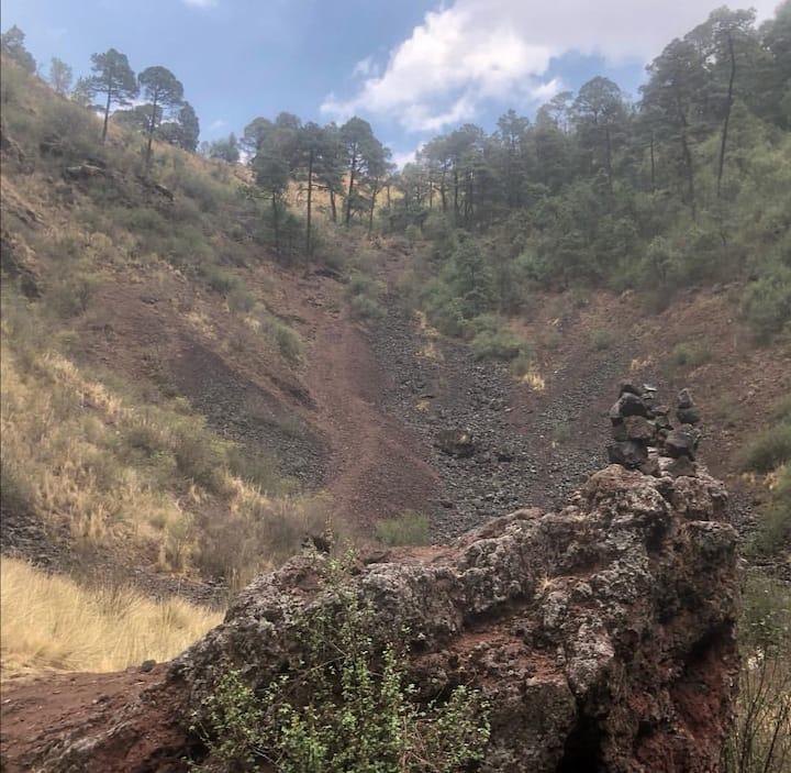 Cráter Xitle