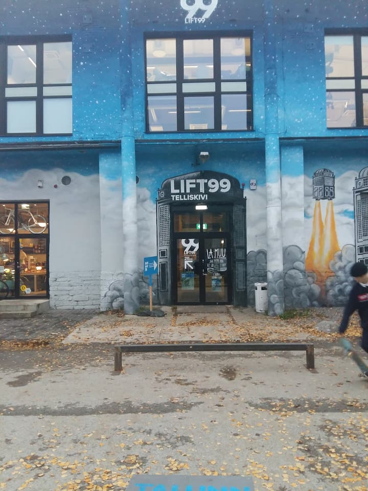 Homebase of Estonian Startups @Lift99