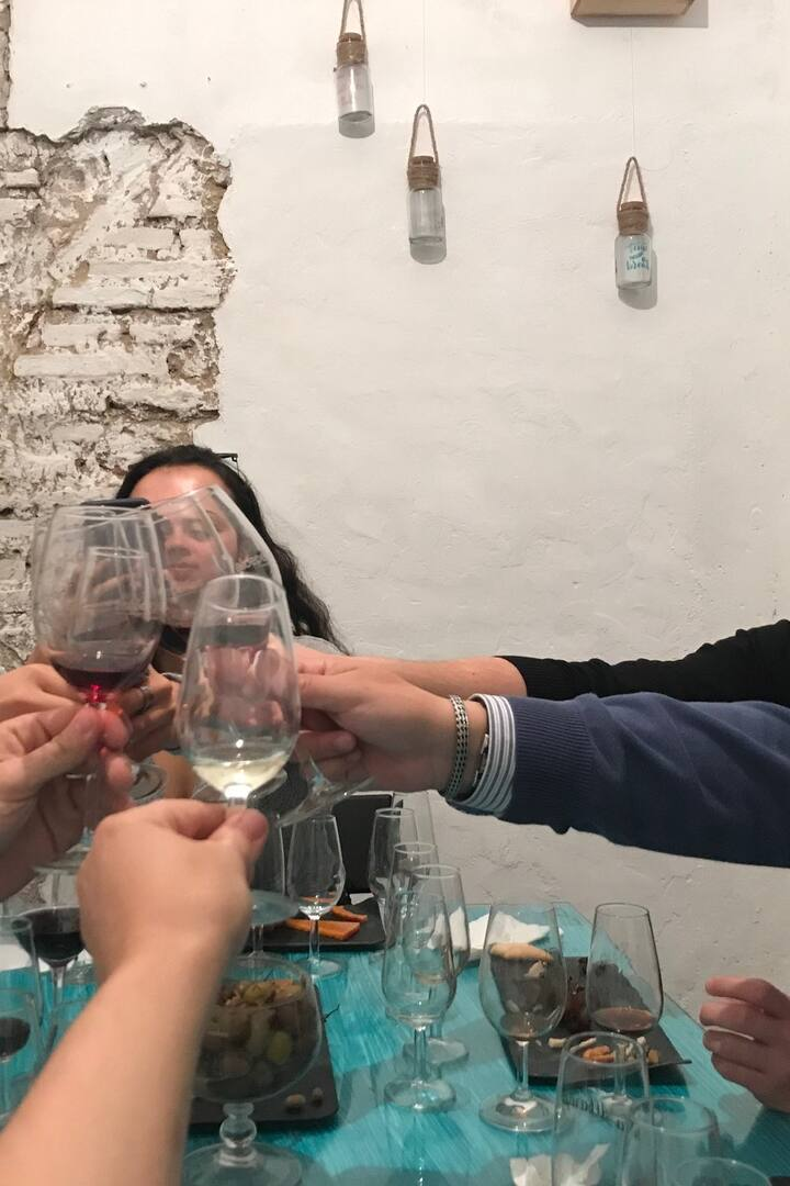 Experience in Cordoba about the wine