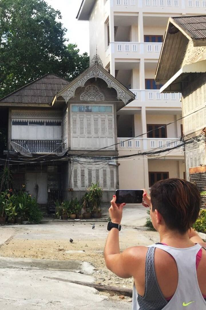 100 - year - old Monk's house