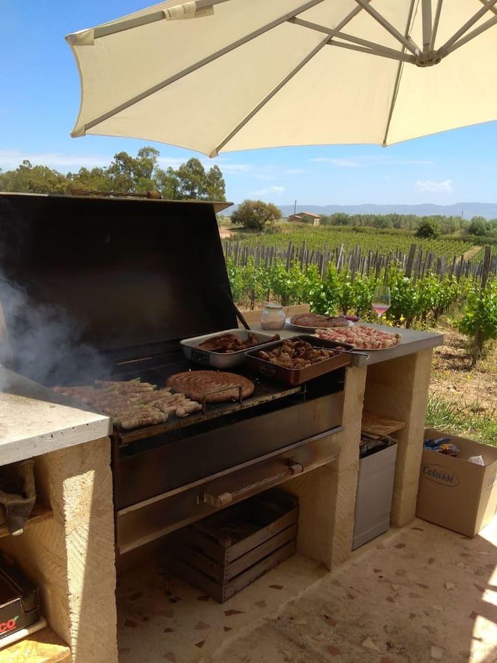 il barbecue