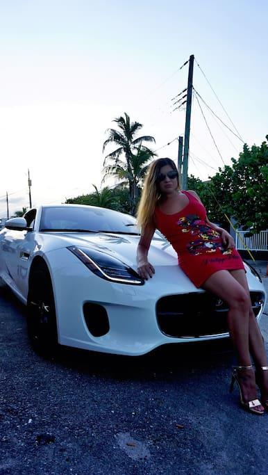 Wynwood Exotic Car Photo Shoot