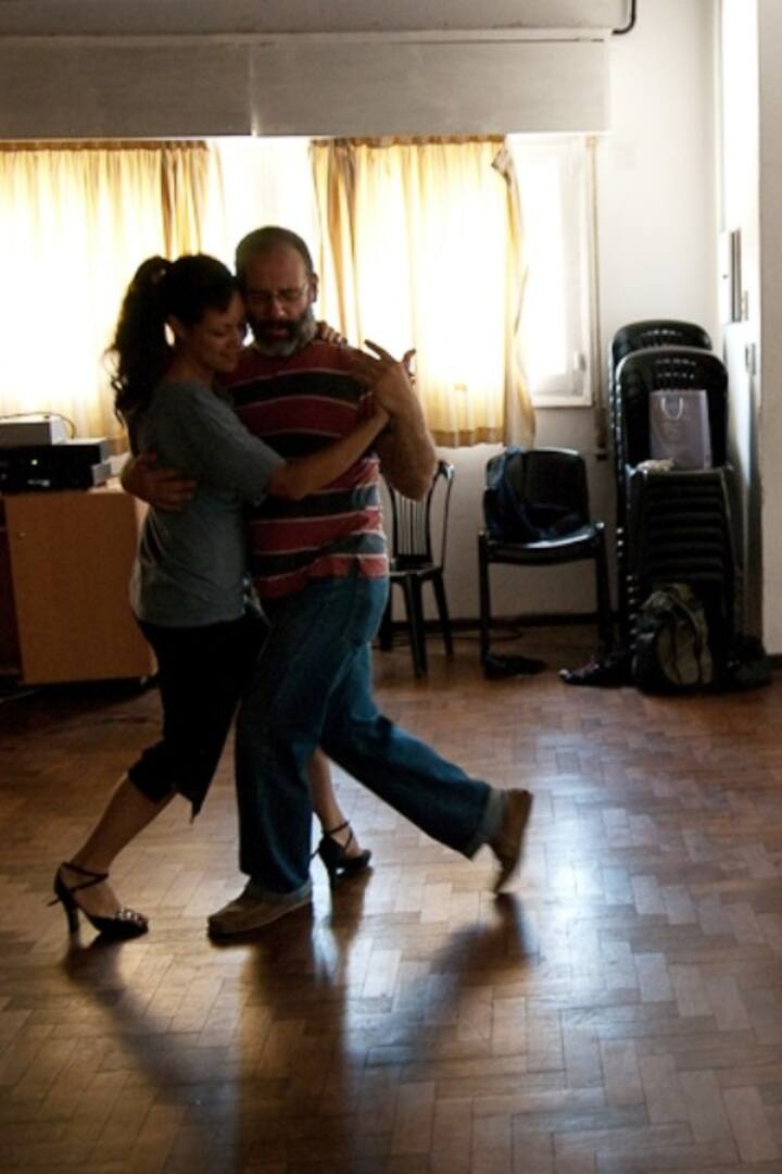 tango class for begginers
