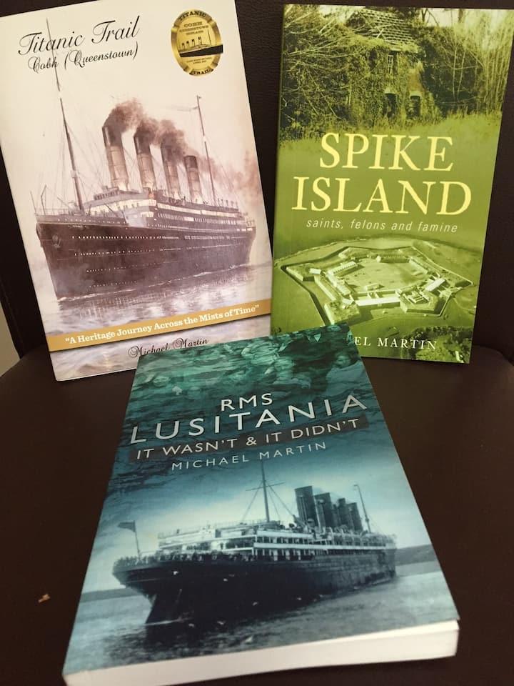 Dr Martin's books