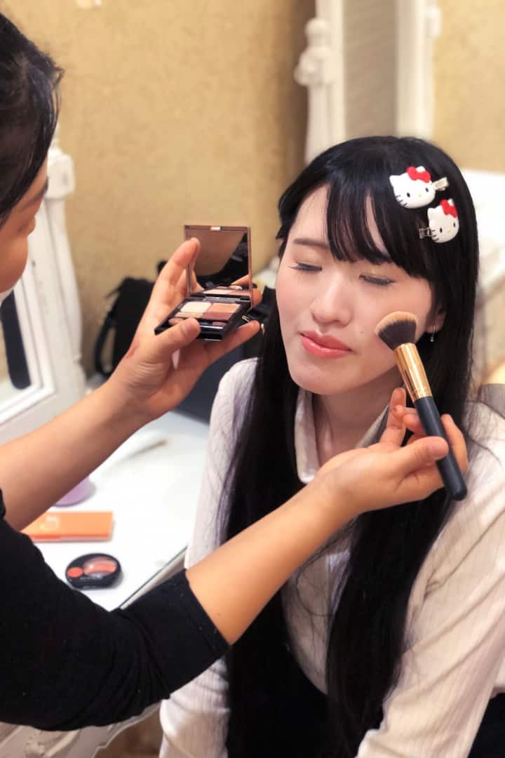 Find the Japanese makeup for you!