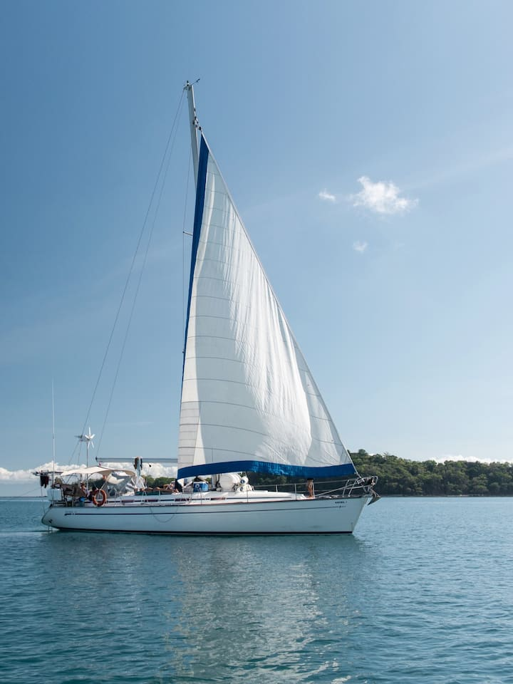 Our beauty yacht Bavaria 49