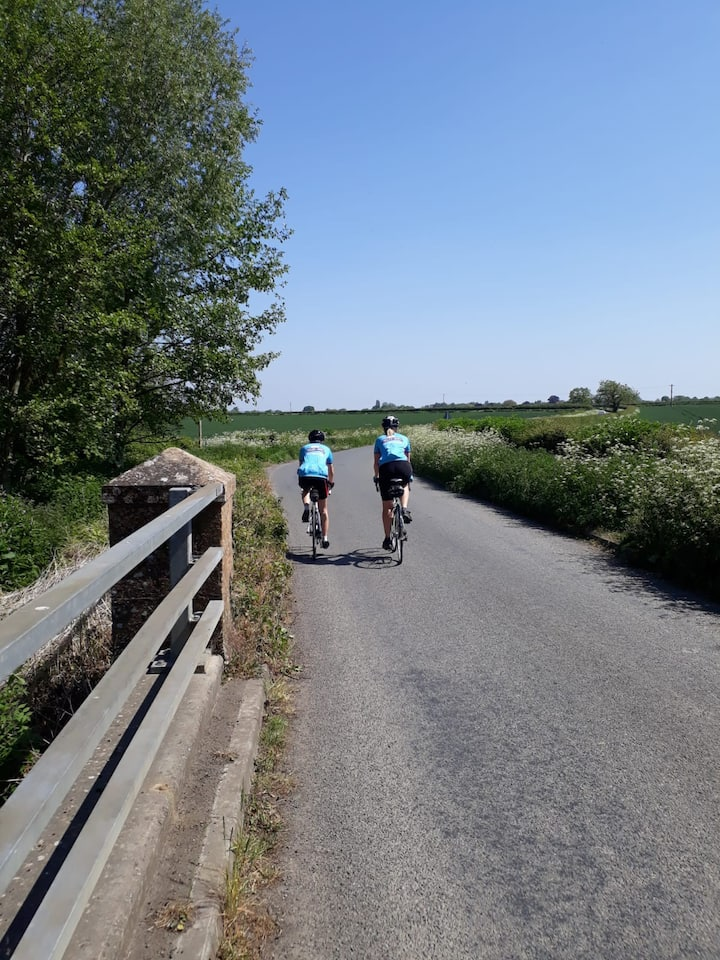 Discover Somerset by bike